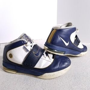 Nike Zoom Soldier IV Lebron James Air Max Shoes